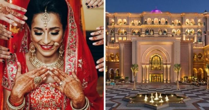 6 romantic and beautiful wedding locations in Abu Dhabi