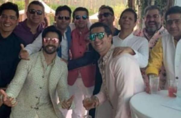 The first pictures of Varun Dhawan's wedding to Natasha Dalal are Out-Cinema Express