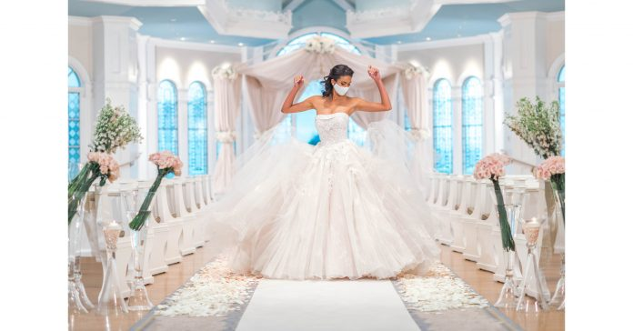 Disney's fairytale weddings and honeymoons celebrate 30 years happily ever after
