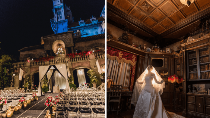 Tower of Terror Wedding featured image
