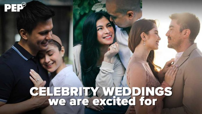Celebrity Weddings to Look Forward to (2021 Edition)