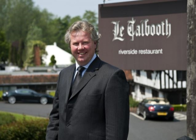 The brands of the owners of Le Talbooth are taking a break from wedding bookings that are