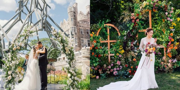 11 Ontario wedding venues that are absolutely magical