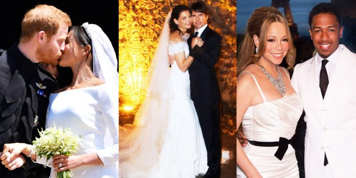 Most Expensive Celebrity Weddings Ever