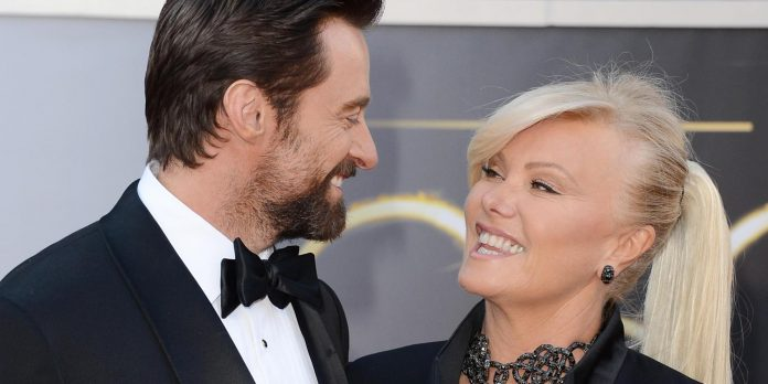 Hugh Jackman and his wife stunning 1996 wedding photos shared on their 25th anniversary