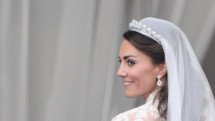 A decade later, all the details you missed in the Duchess of Cambridge's unforgettable wedding dress