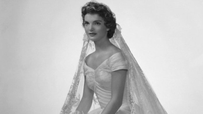 The surprising story behind Jackie Kennedy's wedding dress