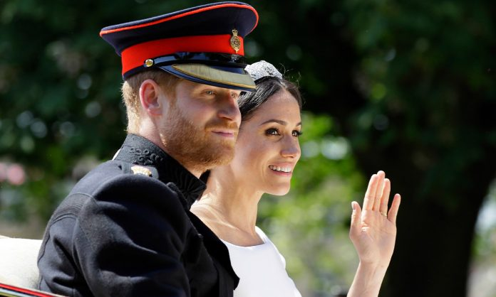 Prince Harry and Meghan Markle's wedding guests were moved to tears in an invisible moment