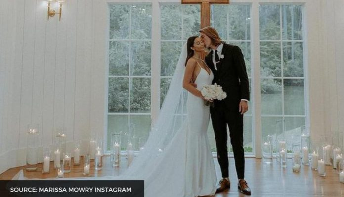 Who is Trevor Lawrence?  Trevor Lawrence wedding photos, personal life