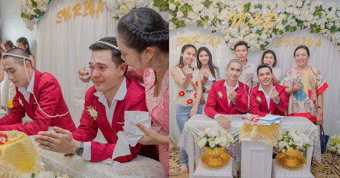 Gay couples in Thailand receive death threats from Indonesian internet users after sharing wedding photos - Mothership.SG