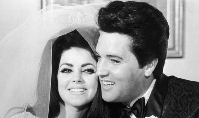 Elvis Presley's wedding tuxedo was inspired by his film career. Music |  entertainment