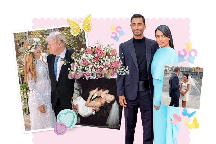 Celebrity Weddings 2021: Which Bride Tribe Are You?