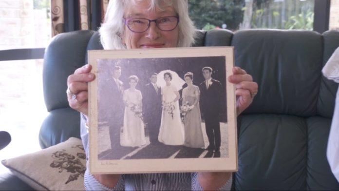 Mysterious Wedding Photos Solved: Meet the Bride, 54 years later years