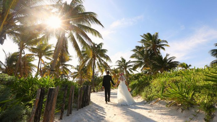 The cost of a summer wedding in 2021