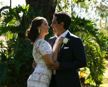 'Saaho' actress Evelyn Sharma shares her first wedding photos