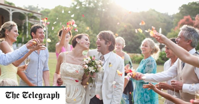 A guide to civil weddings in the UK