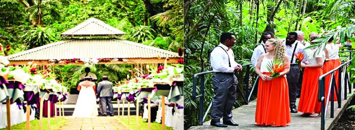 Nature park among the best wedding locations in the world