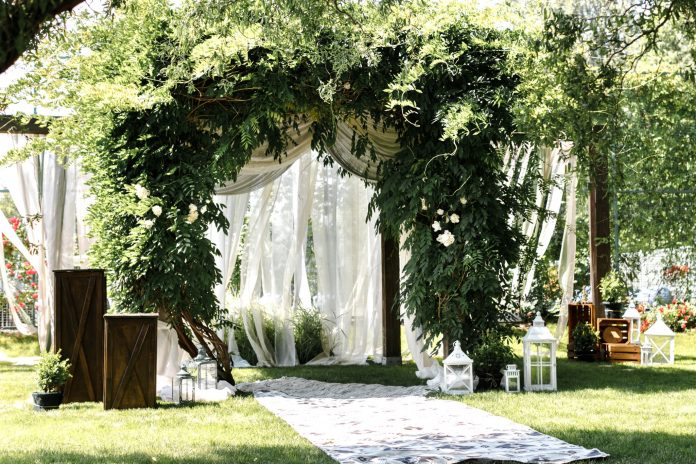Wedding venues are returning to the happiest days after the pandemic