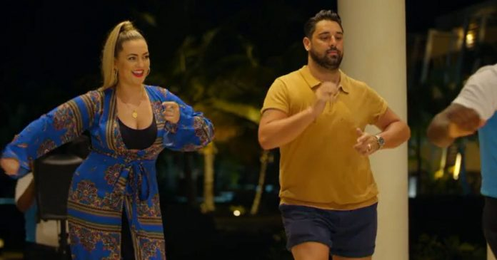 MAFS UK's Megan questions Robert's marriage as couples go on their honeymoon
