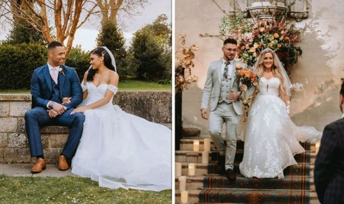 Which wedding locations are there in Married At First Sight UK 2021?  |  TV & radio |  Showbiz & TV