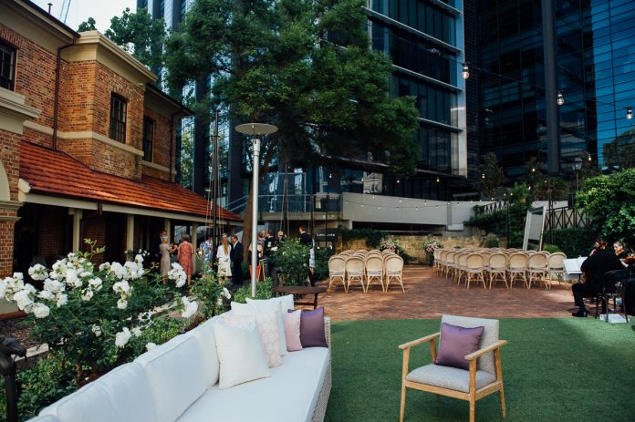 The most extravagant wedding locations in Perth to tie the knot